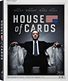 House of Cards: Season 1 [Blu-ray] thumbnail