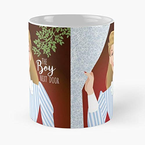 (Judy Garland Meet Me In St Louis The Boy Next Door Halloween - 11 Oz Coffee Mugs Unique Ceramic Novelty Cup, The Best Gift For)