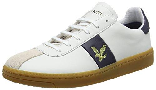 Z432 Sneaker Scott Weiß Navy Herren Lyle Gum White amp; Campbell zOqxT
