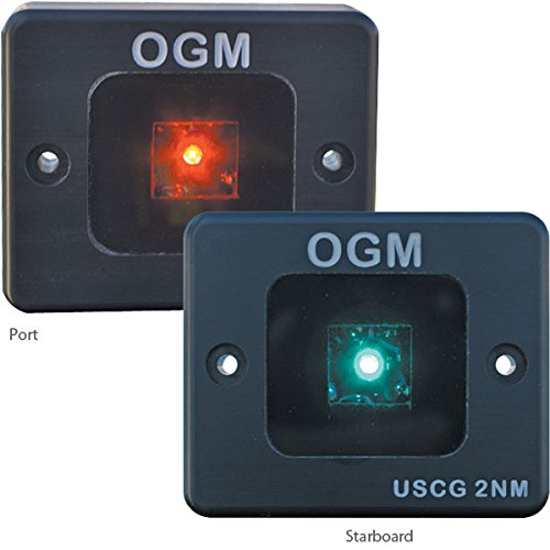 Orca Green Marine Led Navigation Lights in US - 1