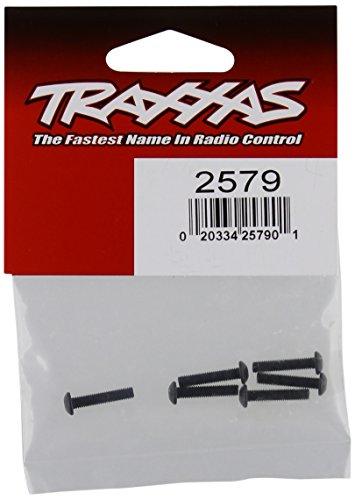 (Traxxas 2579 Hex-Drive Button Head Screws, 3x15mm (set of 6))