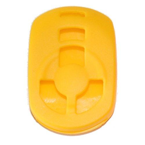 - Corvette C6 Silicone Rubber Remote Cover 2005 2006 2007 Yellow