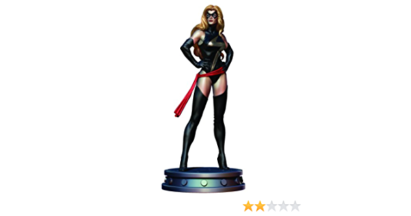 Amazon Com Bowen Designs Ms Marvel Painted Statue Warbird Version Toys Games Here are all the different costumes captain marvel has had. bowen designs ms marvel painted statue
