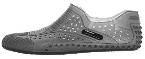 D'eau Sport Été Aquatiques Chaussures 45 Beppi Unisex Bleu Et Shoes Surf Noir Chaussons Vacances Pour Water 40 Respirant Aquatique AOfn1
