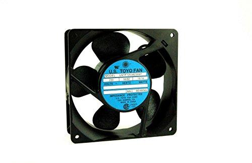 U.S. Toyo Fan USTF120382305T Fan 230 V 15/14 W 50/60 Hz T83962 ()