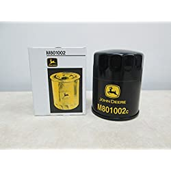 John Deere Original Equipment Oil Filter #M801002