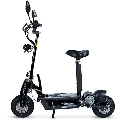 ECOXTREM Rocket - Patinete/Scooter eléctrico con sillín Tipo ...