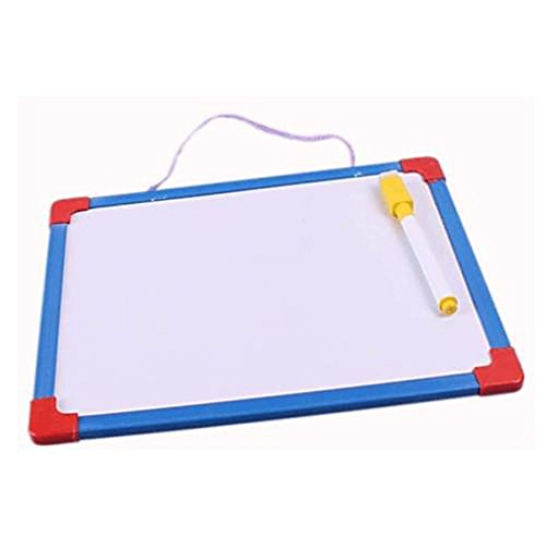 MONOMONO-Kids Whiteboard Writing Board Drawing Tablet Teaching Learning WordPad with - Planes Mall White