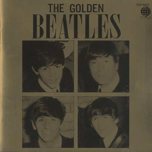 The Beatles - The Golden Beatles - Zortam Music