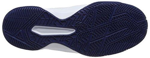 5 Indoor toreador Depths Evospeed Puma Mixte Adulte blue white Fitness Chaussures Blanc Nf De 1qtyw6T