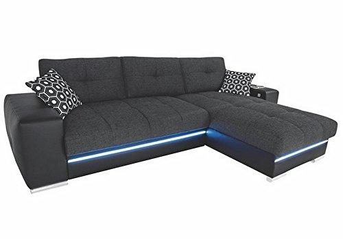 Hti Living Wohnlandschaft Hollywood Couch Sofa Neu Ovp Amazonde