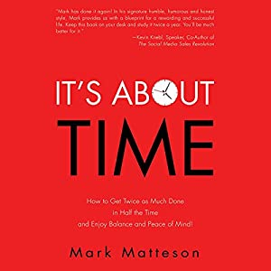 It's About Time Audiobook