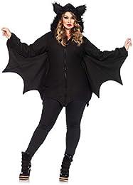 Womenu0027s Cozy Bat Costume  sc 1 st  Amazon.com & Scary Halloween Costumes | Amazon.com
