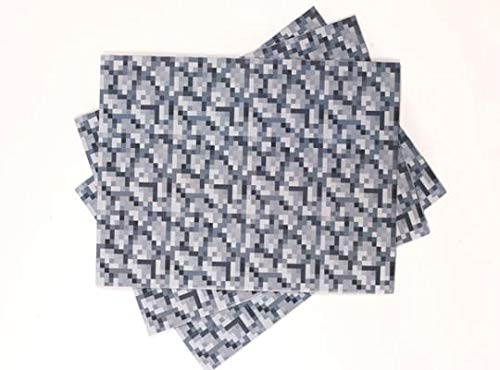 Minecraft Cobblestone Wrapping Paper