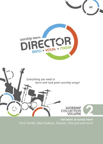 Worship Team Director Vol 2: Band Pack Edition