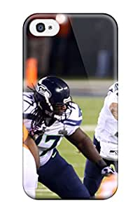 First-class Case Cover For Iphone 4/4s Dual Protection Cover Seattleeahawks