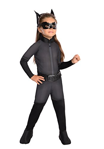 Toddler Catwoman Romper Costume - 4T