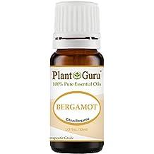 Bergamot Essential Oil 10 ml. 100% Pure Undiluted Therapeutic Grade.