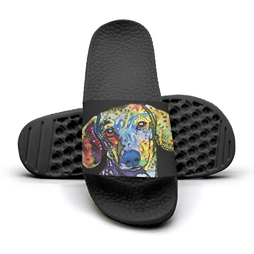 superhero popular Dog Colorful Sandals Slides cosplay for Mules fashion Woman Summer Aniaml lady Slippers Pug dog nqgZ6It