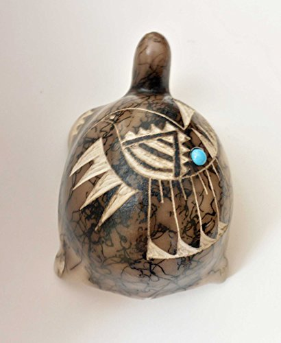 Made In USA Turtle Pottery Native American (Pottery Turtle)