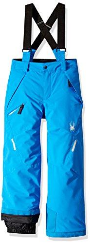 Spyder Boy's Propulsion Ski Pant, French Blue, Size 16 by Spyder