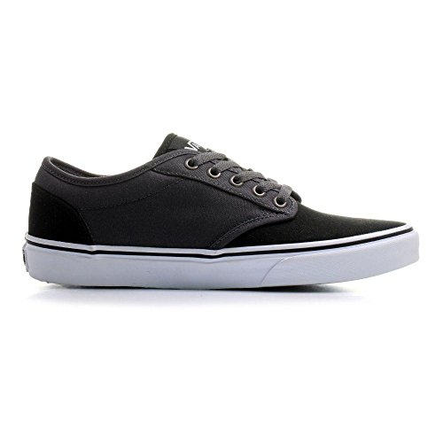 Vans VA327LMF4 Men's Atwood Shoes, (2-Tone) Black and Asphalt, 7 M US from Vans