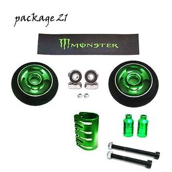 Nuevo hps verde patinete paquete - un par de PREMIUM Tear ...