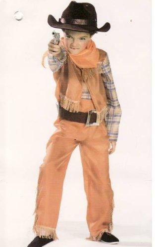 Nfp Kinder Karneval Fasching Kostum Cowboy Sheriff Gr 132 156