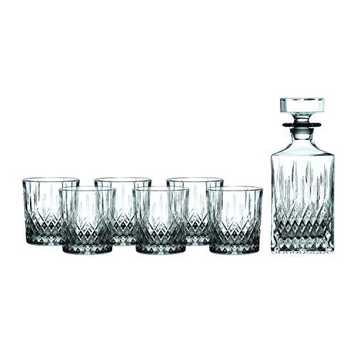 Royal Doulton Earlswood Whiskey Decanter & Tumbler (Set o...