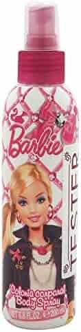 Barbie by Mattel for Kids - 6.8 oz Body Spray