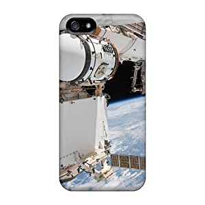 International Space Station Cases Compatible With Iphone 5/5s/ Hot Protection Cases
