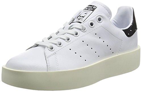 adidas Stan Smith Bold W White White Black 37
