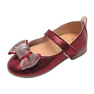 UANGER 🎀 Zapatos para niños, Kimanli Moda Infantil Baby Girl ...