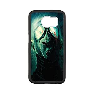 Samsung Galaxy S6 Cell Phone Case Black_Deadspace Dshow
