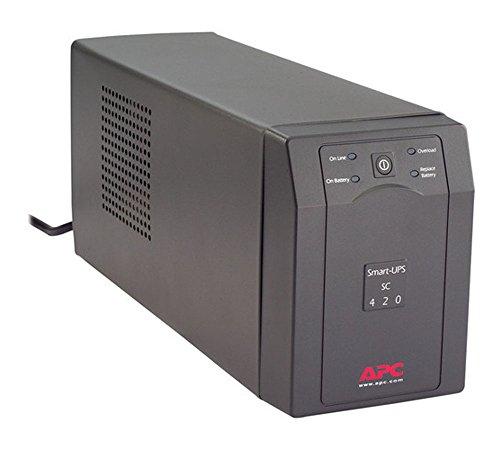 APC Smart-UPS SC SC420 420VA 120V UPS System by APC (Image #1)