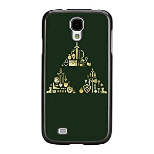 Cartoon Case Series Protector Zelda Triforce Logo Hard Plastic and For Case Samsung Galaxy S4 I9500 Cover-ZT105