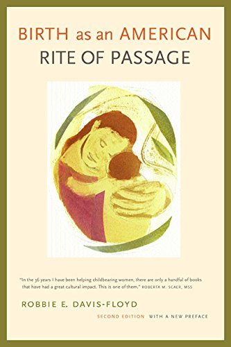 [Book] Birth as an American Rite of Passage<br />[R.A.R]