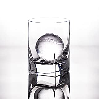 Corkcicle Invisiball - Completely Clear Premium Ice Spheres