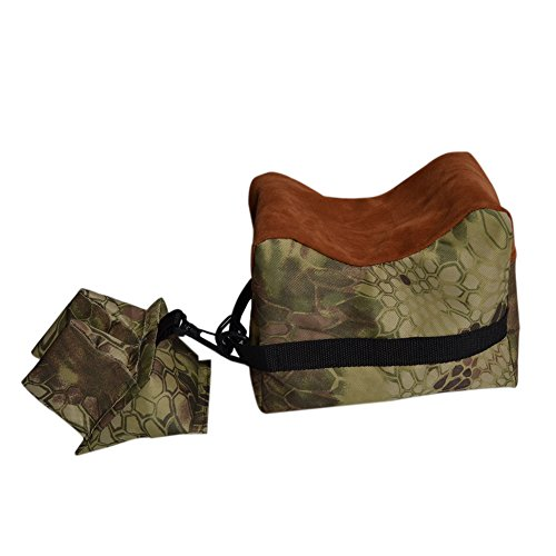 Rifle Rest Bag Pattern - 3