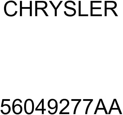Replacement Parts Genuine Chrysler 56049277AA Central Locking ...