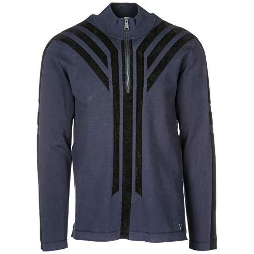 Blu Hombre Versace Jeans Versace Jeans Suéter gHxawX8vq