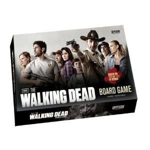 Toy / Game The Walking Dead Board Game (16 X 10 X 2.5 Inches)- Play As Survivors Or Zombies (For 2 - 4 Players)