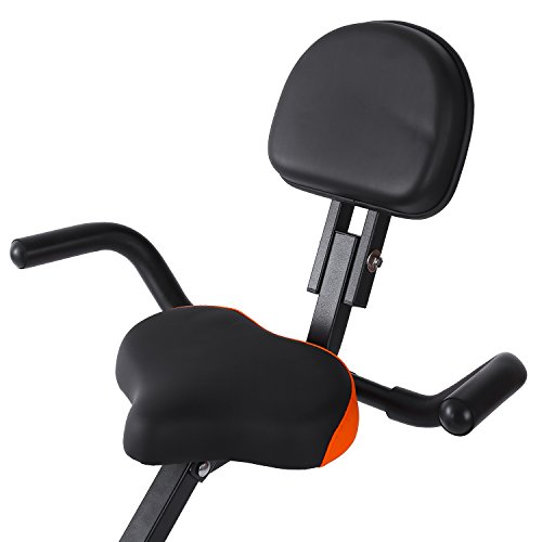 Ancheer Magnetic Folding Upright Exercise Bike Folding Recumbent