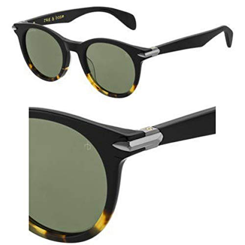Sunglasses Rag and Bone Rnb 5012 /S 0WR7 Black Havana/UC...