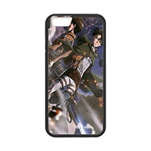 iPhone 6 4.7 Inch Cell Phone Case Black Attack On Titan VIU965908