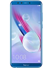 Honor 9 Lite Dual SIM, 32 GB storage, 13 MP Dual Camera and 5.65 Inch Full View Display, UK Official Device - Blue