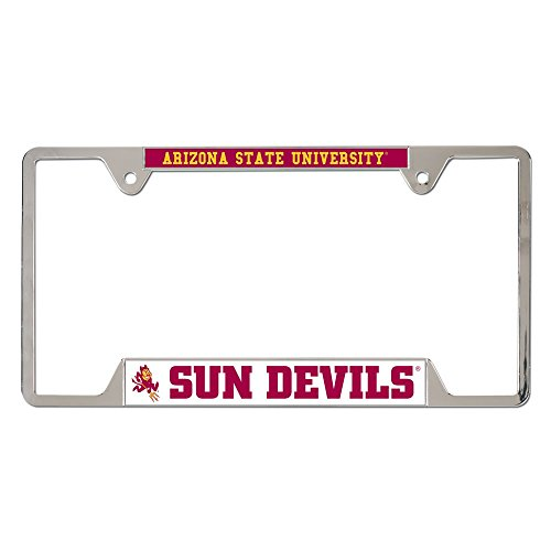 Arizona Frame (NCAA Arizona State University Metal License Plate Frame)