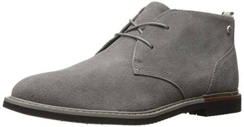 Steeple Lace Up Boots (Timberland Men's Brook Park Chukka Boot, Steeple Grey Hammer, 8.5 M US)