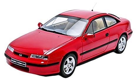 Opel Calibra Turbo 4 x 4 resina modelo coche: Amazon.es: Juguetes y juegos