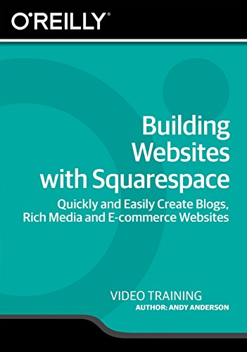Building Websites with Squarespace [Online Code]